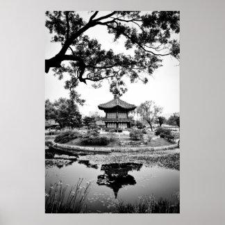 Pagoda Poster