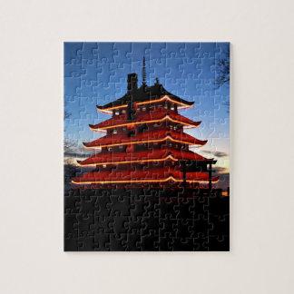 Pagoda Puzzle