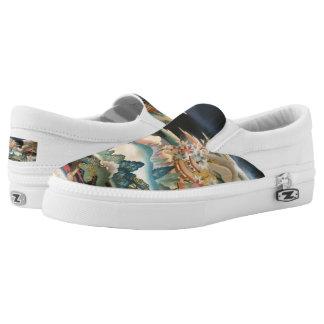 pagoda shoes