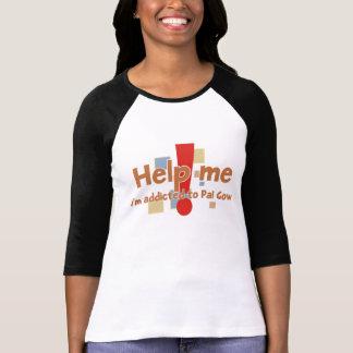 Pai Gow ladies' raglan T-shirt