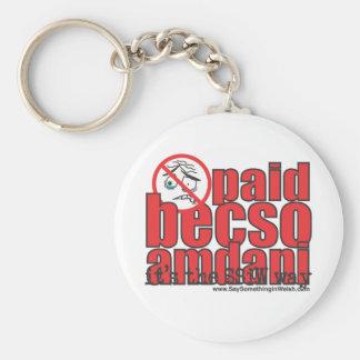 Paid becso amdani keychain