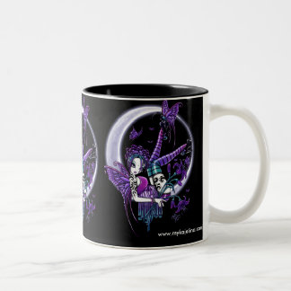 Paige Butterfly Moon Fairy Mug