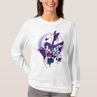 Paige Crescent Moon Flower Fae T-Shirt