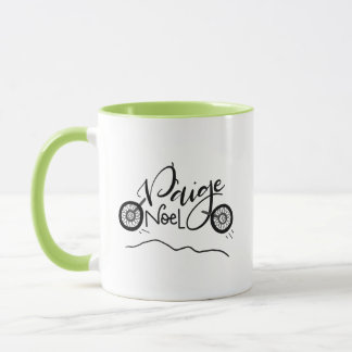 Paige Noel - Custom Lettering Order Mug