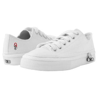 Pailin Group Custom Zipz Low Top Shoes, US Men 4 /