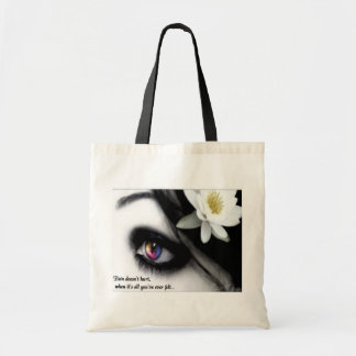 Pain Canvas Totebag