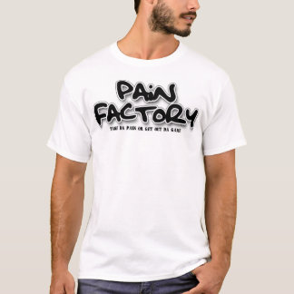 Pain Factory Logo Shirt