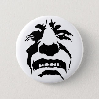 """Pained Guy"" Limited Potential Fanzine button"