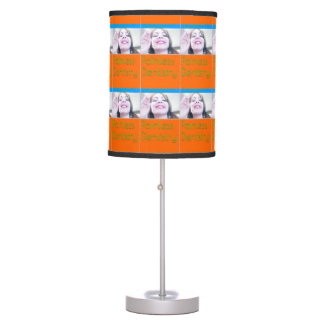 Painless Dentistry eBook/Book Cover Table Lamps