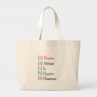 Pains Large Tote Bag