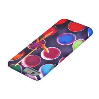 Paint Barely There iPhone 6 Case