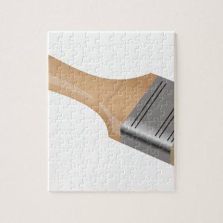 Paint Brush Jigsaw Puzzle