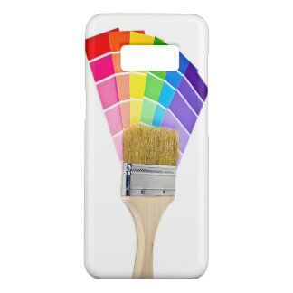 paint brush on paint colors Case-Mate samsung galaxy s8 case