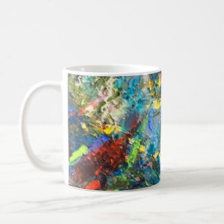 Paint Coffee Mug