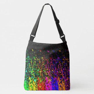Paint Crossbody Bag