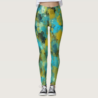 Paint Custom Leggings