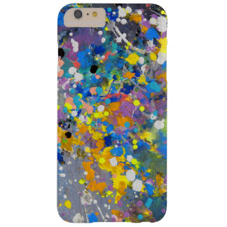 Paint Drips Barely There iPhone 6 Plus Case