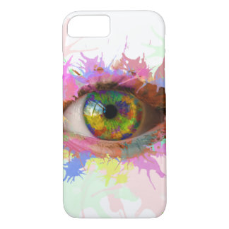 Paint Eye Case (iPhone 7)