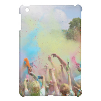 Paint Festival iPad Mini Cover