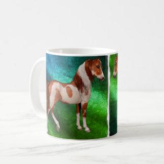 Paint Horse 11oz Classic Mug, Change Color/ Style Coffee Mug