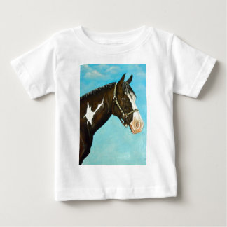 Paint Horse Baby T-Shirt