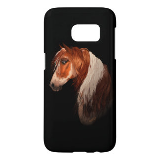 Paint Horse Barely There Phone Case, pick style Samsung Galaxy S7 Case