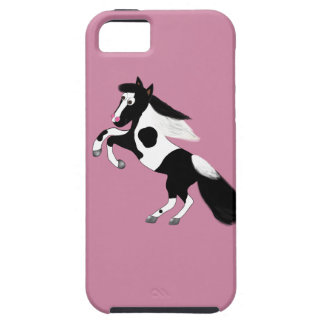 Paint Horse Case For The iPhone 5