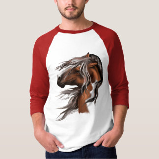 Paint Horse Face Shirt