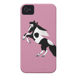 Paint Horse iPhone 4 Cover