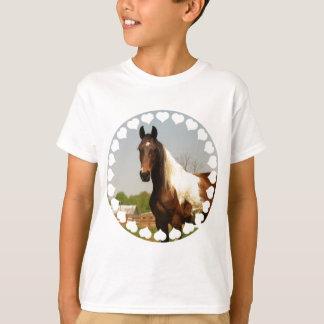 Paint Horse Kid's T-Shirt