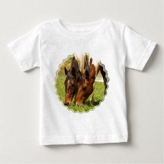 Paint Horse Love  Baby T-Shirt