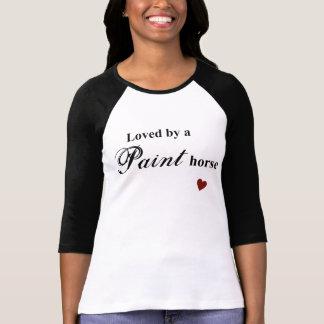 Paint horse tshirt