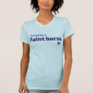 Paint horse shirt