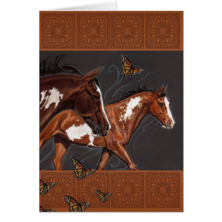 Paint Horses with Limitless Belief Card