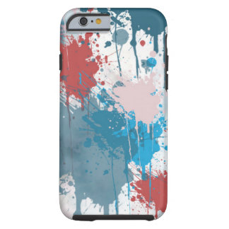Paint Inspired Iphone 6/6s, Tough Extreme Case