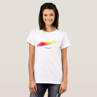Paint Long Island T-Shirt