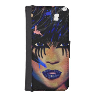 Paint me Perfect iPhone 5 Wallet Cases