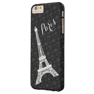 Paint Paris iPhone 6 plus Barely There iPhone 6 Plus Case