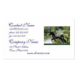 Paint Pegasus Business Card