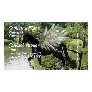 Paint Pegasus Business Card Templates