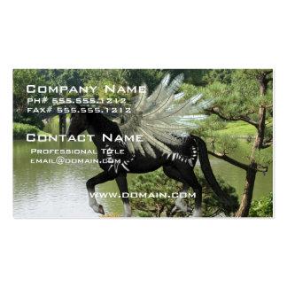 Paint Pegasus Business Cards