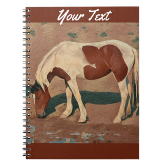 Paint Pony Notebooks
