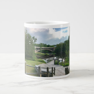 Paint River Boardwalk Mug