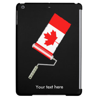 Paint Roller Canada Cover For iPad Air