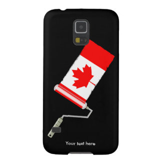 Paint Roller Canada Galaxy S5 Case