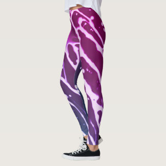 Paint Run Leggings