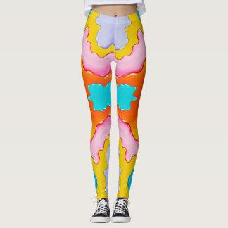 Paint Spill Leggings