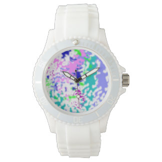 Paint splash watch
