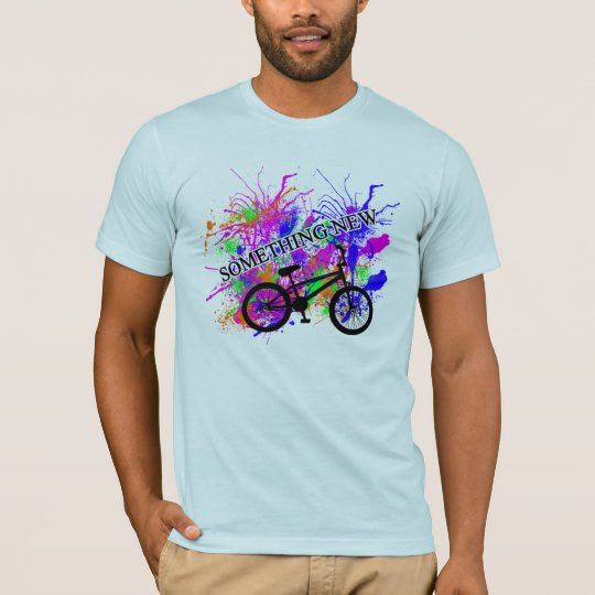 Paint Splatter BMX T-Shirt