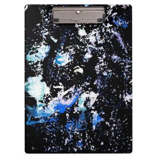 Paint Splatter Clipboard